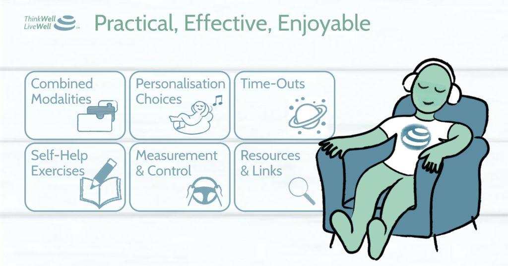 Practical, Effective & Enjoyable
